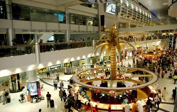 大型购物广场