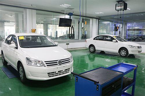 浦江县建文汽修美容服务部选用锐宜连锁会员管理系统