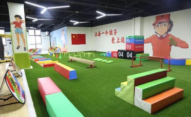 小怪兽儿童综合运动馆选用锐宜连锁会员卡管理系统